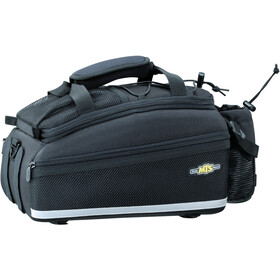Topeak Trunk Bag EX Strap Type Luggage Carrier Bag black